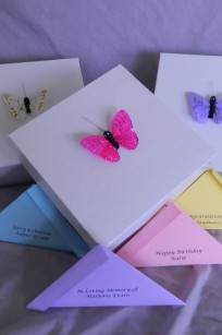 Butterfly Release Envelopes